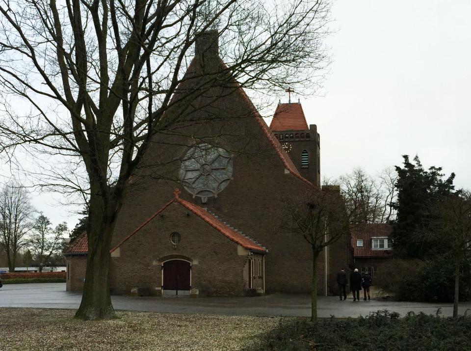 Exterieur Teresakerk